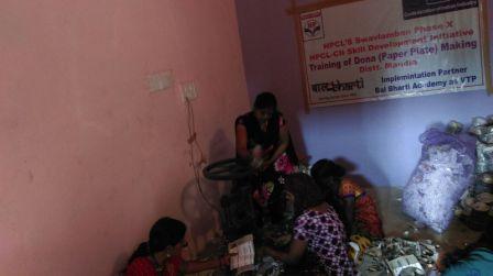 111 HP CII Mandla bal bharti academy