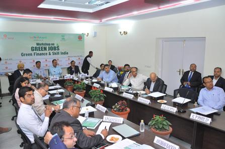 102 green jobs bal bharti academy