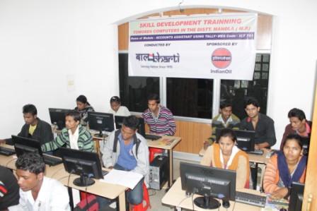 103 IOCL Mandla bal bharti academy
