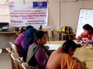 102 HP CII Mandla bal bharti academy