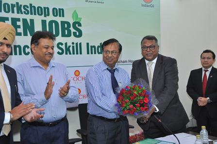 104 green jobs bal bharti academy