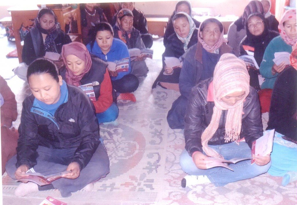 106 LEH LADAKH bal bharti academy