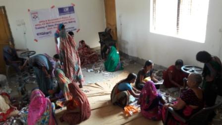106 HP CII Mandla bal bharti academy